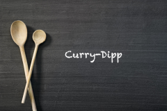 Curry-Dipp